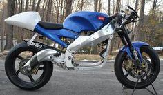 Rs250 aprilia awaiting 500cc twin2t