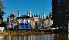 Palacio de Mateus, Vila Real