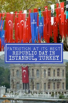 Come along with me as I explore Istanbul, Turkey on its most patriotic day of the year, Republic Day. It is a patriotism example and patriotism essay within itself.