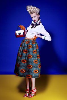 BOOK MODA WOMAN MAGAZINE on Fashion Served