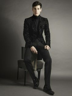 Tom Ford Fall 2014-15 Menswear Collection