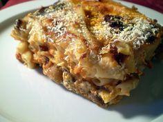 d702e9f7ed7 Greek Recipes, Main Dishes, Lasagna, Vegetarian, Pasta, Vegan, Cooking  Recipes