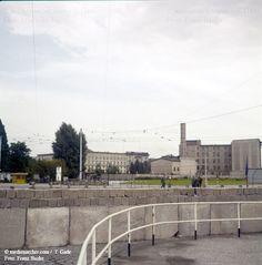 Berliner-Mauer 1961 Berlin Berlin Wall Berliner Mauer Deutschland Germany Mauerbau Potsdamer Platz medienarchiv.com fotos