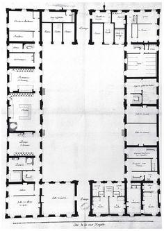 703 Best Floor Plans: Castles & Palaces images in 2019