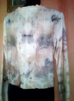 jacket eco printing