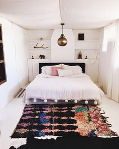 The Tent Room, as featured on Gal Meets Glam