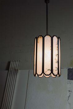 Heute Craftsmanship: Contemporary Lighting & Furniture by Garnier & Linker Modern Lighting, Lighting Design, Deco Luminaire, I Love Lamp, Bronze Patina, Pendant Lamp, Floor Lamp, Light Fixtures, Ceiling Lights