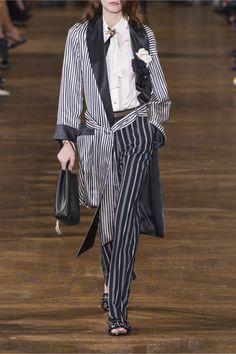 Lanvin - Embellished Python And Leather Wristlet Bag - Black - one size