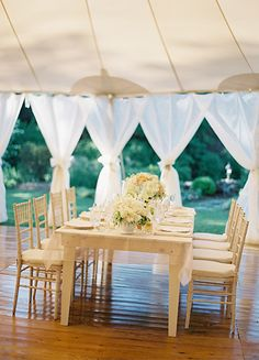 Planning and design by Simply Chic Events | Photography by Jose Villa | The Clifton Inn | Charlottesville, Virginia