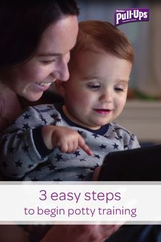 Check out this article for 3 easy steps that you can use to begin your little one's potty training journey. It's important for you and your child to have a potty training partnership. Learning how to go to the bathroom without help is a big step towards independence for many toddlers, and your little one will look to you for guidance during this exciting time in his life.