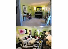 living room inspiration, posted by David Bromstad