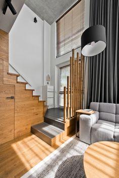 Loft Town by Indrė Sunklodienė of Interjero Architektė (InArch)