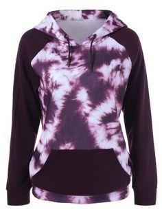 GET $50 NOW | Join RoseGal: Get YOUR $50 NOW!http://www.rosegal.com/sweatshirts-hoodies/tie-dye-kangaroo-pocket-hoodie-857565.html?seid=8284437rg857565
