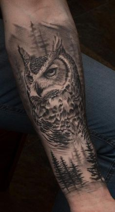 d37040d7fb09c 50 of the Most Beautiful Owl Tattoo Designs and Their Meaning for the  Nocturnal Animal in You