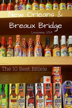 My Ten Best Bits of New Orleans & Breaux Bridge. Travel in North America. Canada Travel, Travel Usa, Travel Tips, Travel Ideas, Travel Destinations, Travel Advice, Travel With Kids, Family Travel, Breaux Bridge