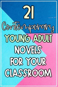 In search of new and engaging young adult novels to add to your classroom library this back to school season? This list has 21 young adult book recommendations that your teenage students are sure to love! Hook your secondary students on reading with books they won't want to put down, like A Long Walk to Water! #YAbooks #middleschoolELA Middle School Hacks, Middle School Classroom, School Tips, School Ideas, Writing Resources, Writing Activities, Writing Skills, All About Me Activities, Back To School Activities