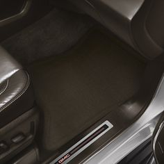#Yukon #DenaliXL Floor Mats, Front Premium Carpet, Cocoa: These Premium Carpet Floor Mats provide a perfect fit and a high quality carpeted surface to help protect the floor of your vehicle from mud, water, road salt and dirt.
