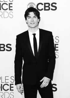 Ian Somerhalder People Choice Awards 2013