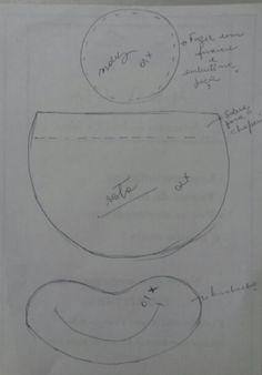 palhacinho molde 1