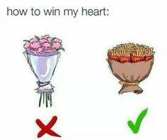 how to win my heart... xoxoxox