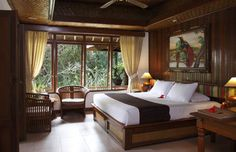 The classic Hotel Tjampuhan & Spa,