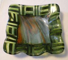 Aventurine Green Candy Dish - by Ilene Goldman Designs