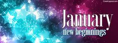 January New Beginnings~~J Facebook Christmas Cover Photos, Cover Pics For Facebook, Facebook Timeline Covers, Facebook Photos, Fb Banner, Facebook Banner, Scentsy, Facebook Profile Photo, Backgrounds
