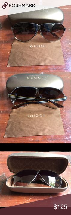 GUCCI Square Frame Acetate Sunglasses. #gucci #menu0027s Sunglasses | Gucci Men  | Pinterest