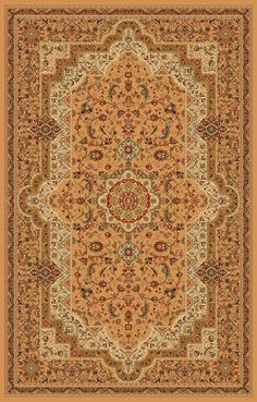 Beige Persian design area rug this rug is a great look if your going for the old antique look.its a great fit for you. http://rugaddiction.com/collections/traditional-persian-designs/products/authentic-traditional-persian-rug-in-beige