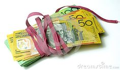 Red Tape Money Bundle - Download From Over 24 Million High Quality Stock Photos, Images, Vectors. Sign up for FREE today. Image: 28778760
