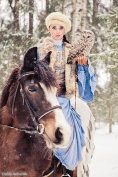 Owl's hunting 2 by Danila-Neroznak.deviantart.com on @DeviantArt