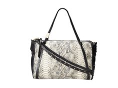 Foley & Corinna Tight Rope Satchel (Woven Snake)