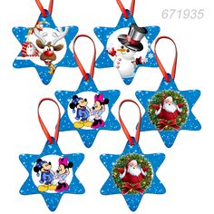 Minnie Mouse, Christmas Ornaments, Holiday Decor, Home Decor, Decoration Home, Room Decor, Christmas Jewelry, Christmas Decorations, Home Interior Design