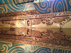 Ihenga Whare Tupuna Maori Words, Maori Patterns, Polynesian Art, Maori Designs, New Zealand Art, Nz Art, Maori Art, Kiwiana, Art Carved