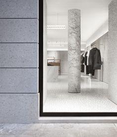 David Chipperfield Architects – Valentino Man Store