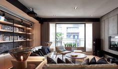 Quando a combinação clara, simplicidade asiática, e luxo urbana vem à vida, é desafiadoramente uma ocasião para celebração. WWW.BLANNK.COM.BR