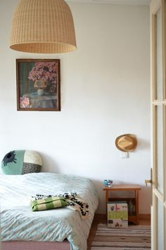 The bedroom / My new house in Marseille / Lejardindeclaire