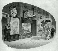 Comic by Charles Addams Original Addams Family, Addams Family Cartoon, Addams Family Tv Show, Adams Family, Haunted Places Near Me, Real Haunted Houses, Scary Places, Los Addams, Dark Humor Comics