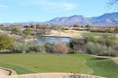 Winter golf at The Views Golf Club at Oro Valley
