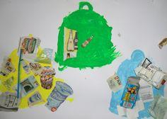 Kam s ním: třídíme odpad Recycling, Projects To Try, Crafts, Children, Manualidades, Handmade Crafts, Upcycle, Craft, Arts And Crafts