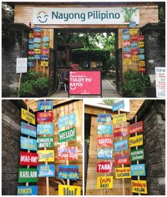 I visited Nayong Pilipino Park, also called as the Philippine Village Park, years back with friends when I was fairly new here in Manila. It was was located at Pasay City. Palawan, Filipino, Philippines, Trips, Homeschool, Park, City, Viajes, Traveling