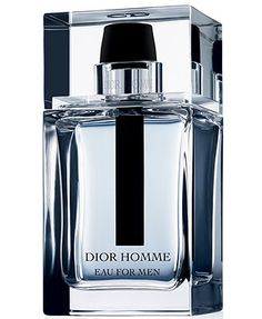 Introducing Dior Homme Eau for Men, a fresh woody fragrance with a masculine and sophisticated signature. Bold and refined, magnetic and charismatic, Dior Homme Eau for Men was created for the man wit Perfume Glamour, Perfume Hermes, Perfume Versace, Perfume And Cologne, Best Perfume, Perfume Bottles, Men's Cologne, Perfume Logo, Perfume Collection