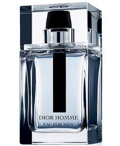 Dior Homme Eau for Men Eau de Toilette Spray  #beautyinthebag #fragrance  #dior