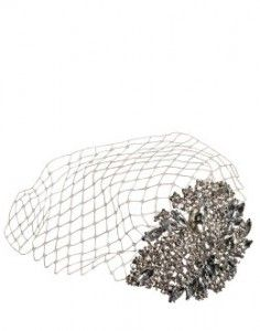 Birdcage Veil - would be gorgeous with your dress!
