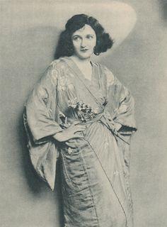 Carmel Myers by Jack Freulich, 1920