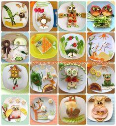 Food art....