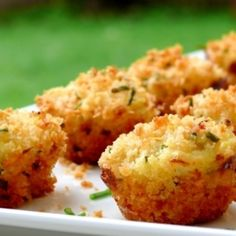 Zesty Crab Cake Bites Recipe | Just A Pinch Recipes