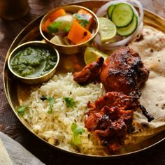 Easy chicken tikka  -with step by step pictures!