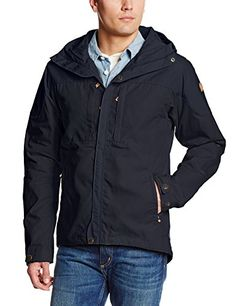 Fjallraven Womens Skogso Jacket Dark Navy Small * Find out more about the great product at the image link. (Amazon affiliate link)