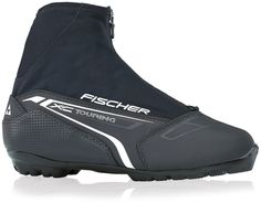 Fischer Male Xc Touring Cross-Country Ski Boots - Men's
